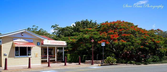 The Buderim Old Post Office info centre