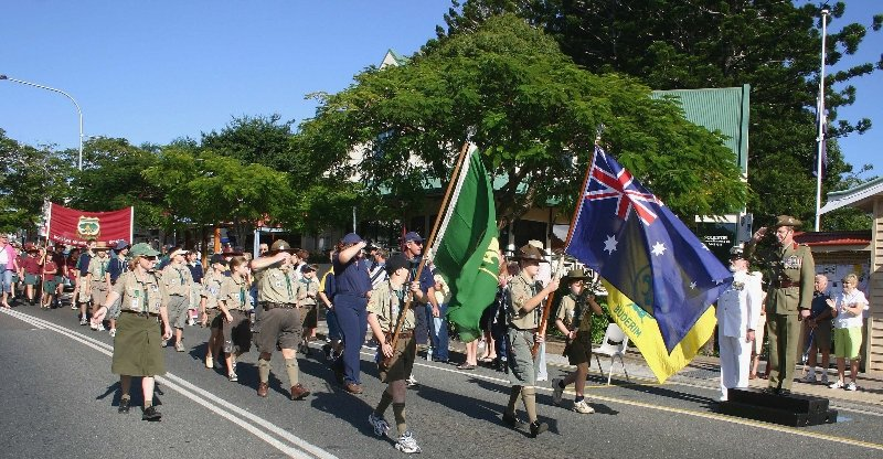 anzac day buderim