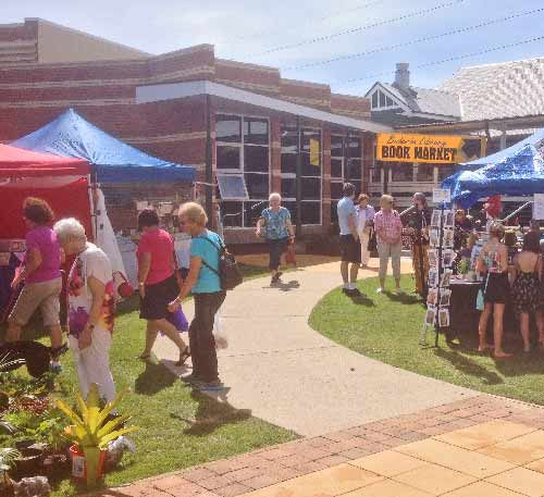 The Buderim Easter Fair