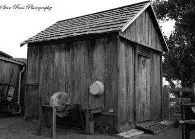 pioneer-hut