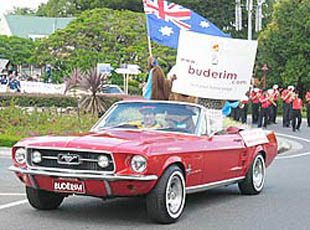 Australia Day on Buderim