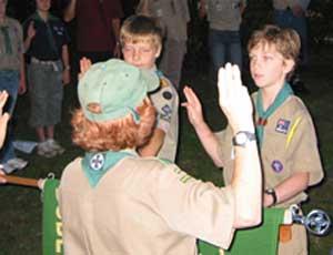 Buderim Scouts