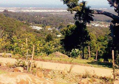 Buderim Village Park view