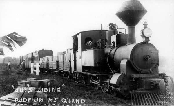 Buderim Train